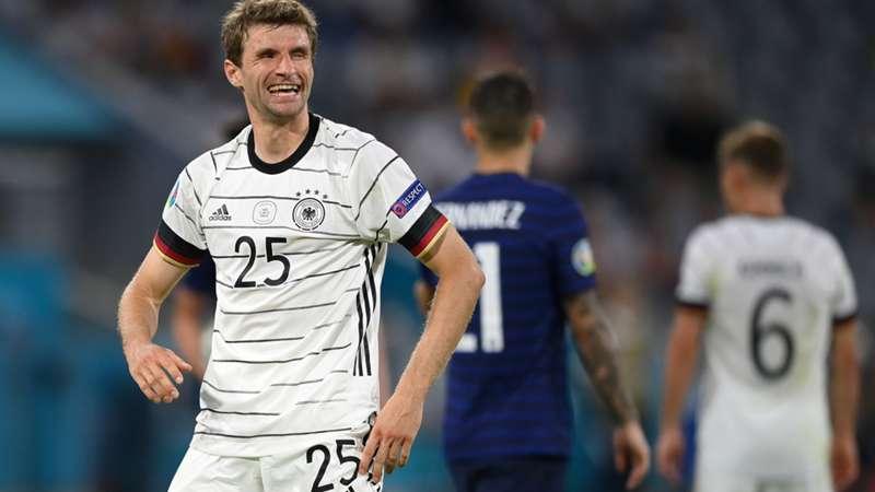 ONLY GER EURO 2020 Thomas Müller Deutschland vs. Frankreich 15062021