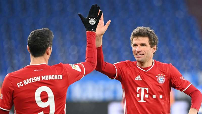 Bayern München 1899 Hoffenheim Bundesliga Müller TV