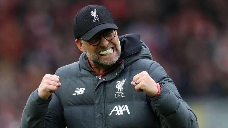 Klopp Liverpool Bournemouth 2020