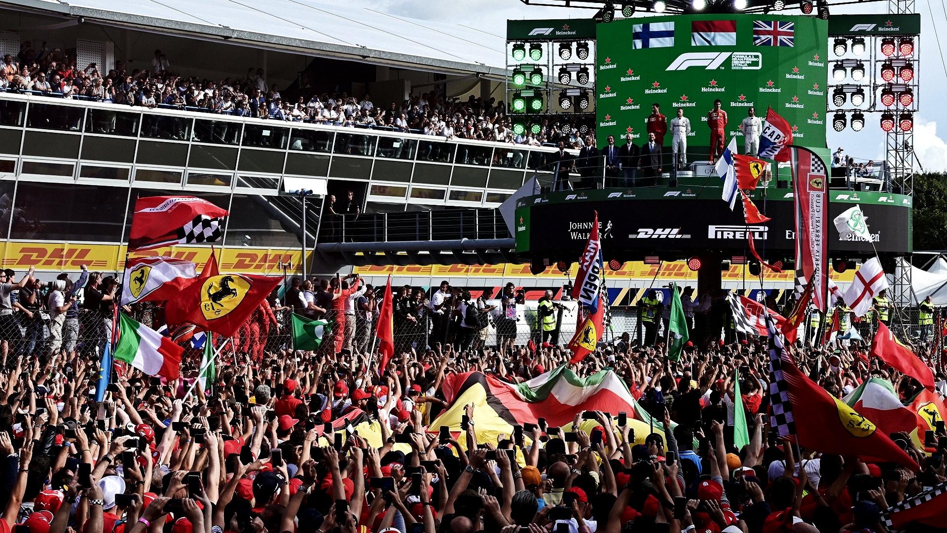 2020-08-06 Formula 1 F1 Italia Monza