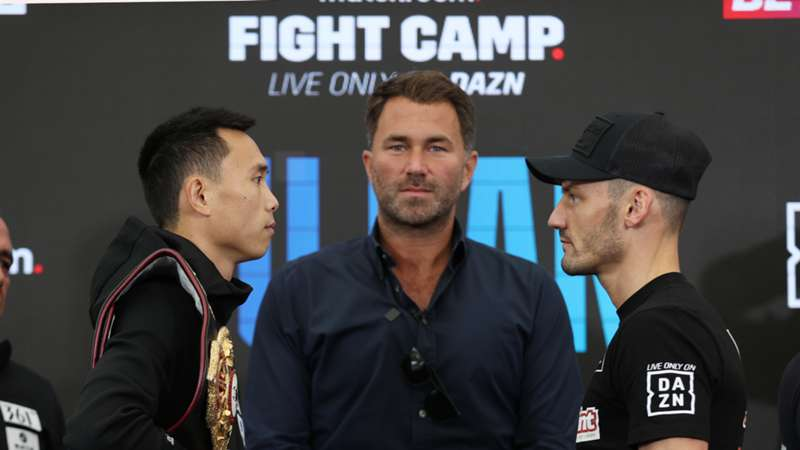 leigh-wood-can-xu-fight-camp-matchroom-ftr