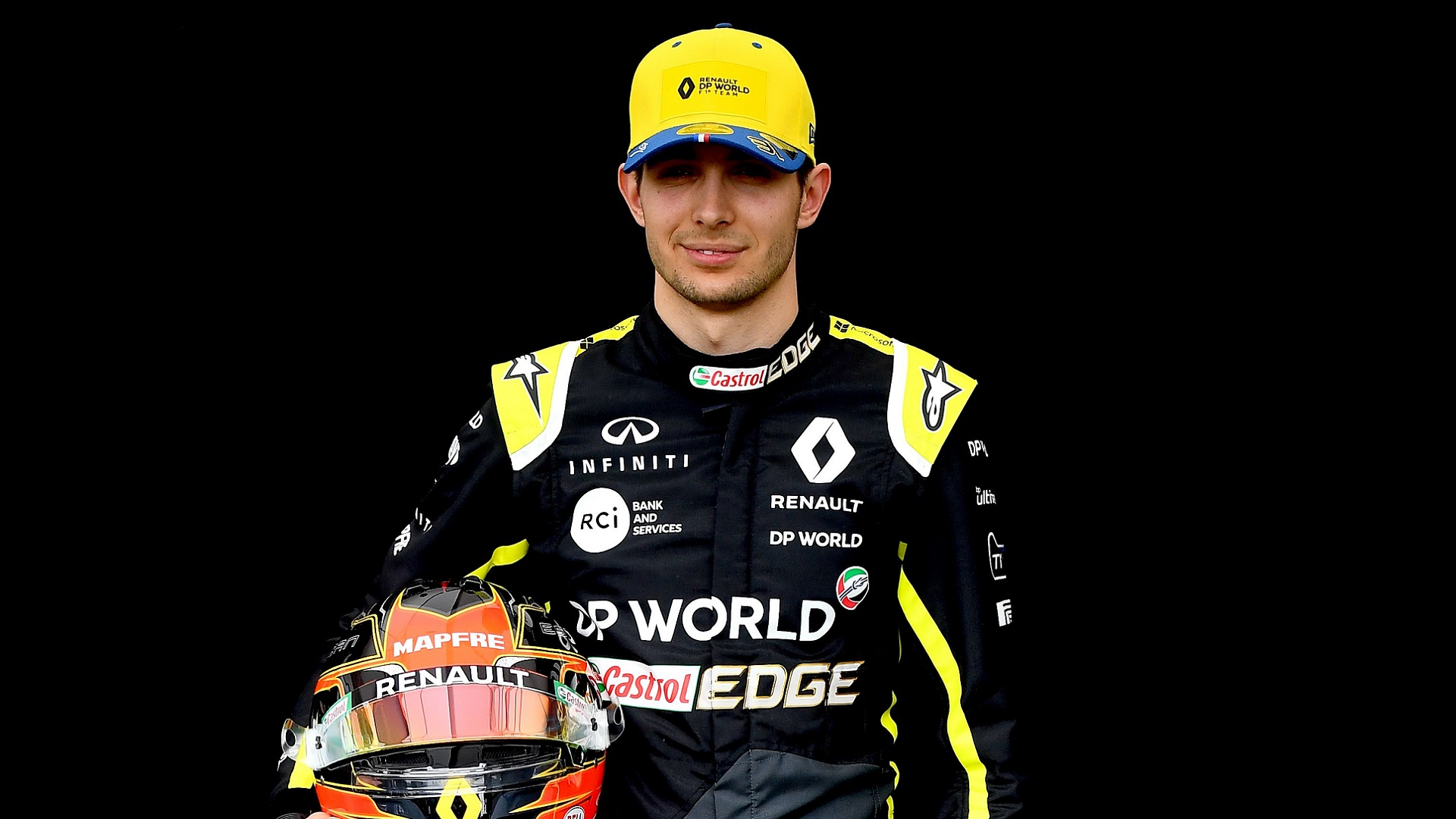 2020-07-08 Formula 1 F1 Ocon Renault