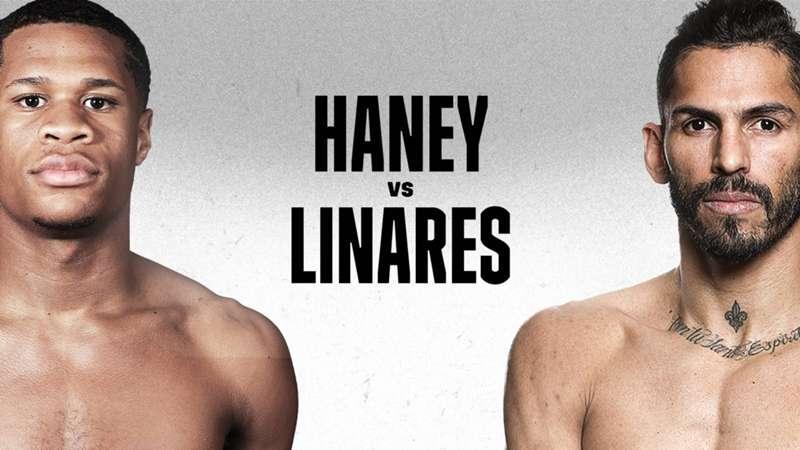 Devin Haney vs. Jorge Linares