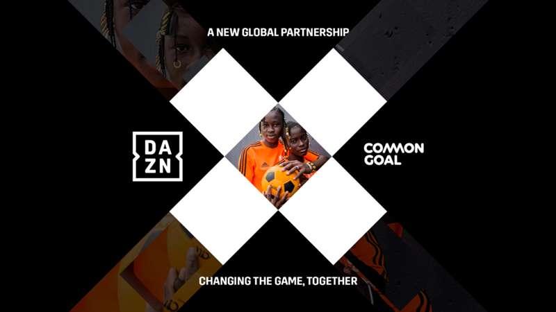 DAZN x Common Goal