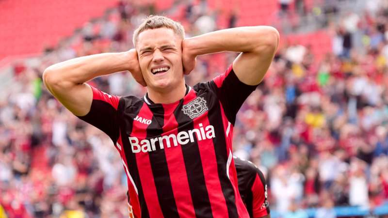 Bayer Leverkusen Wirtz Fußball Bundesliga LIVE-STREAM