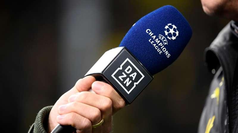 Dazn Mikrofon Champions League