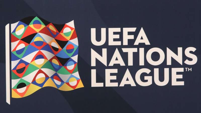 ONLY GERMANY UEFA Nations League Logo 11102018