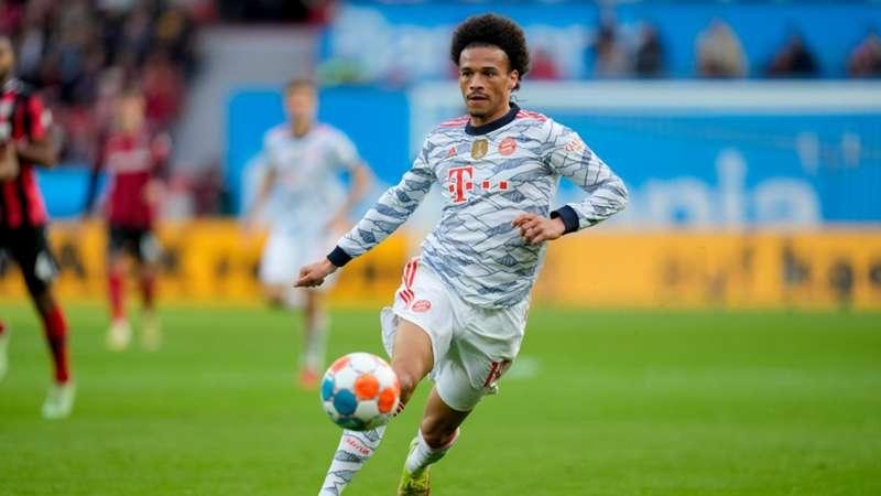 FC Bayern Sane 17102021