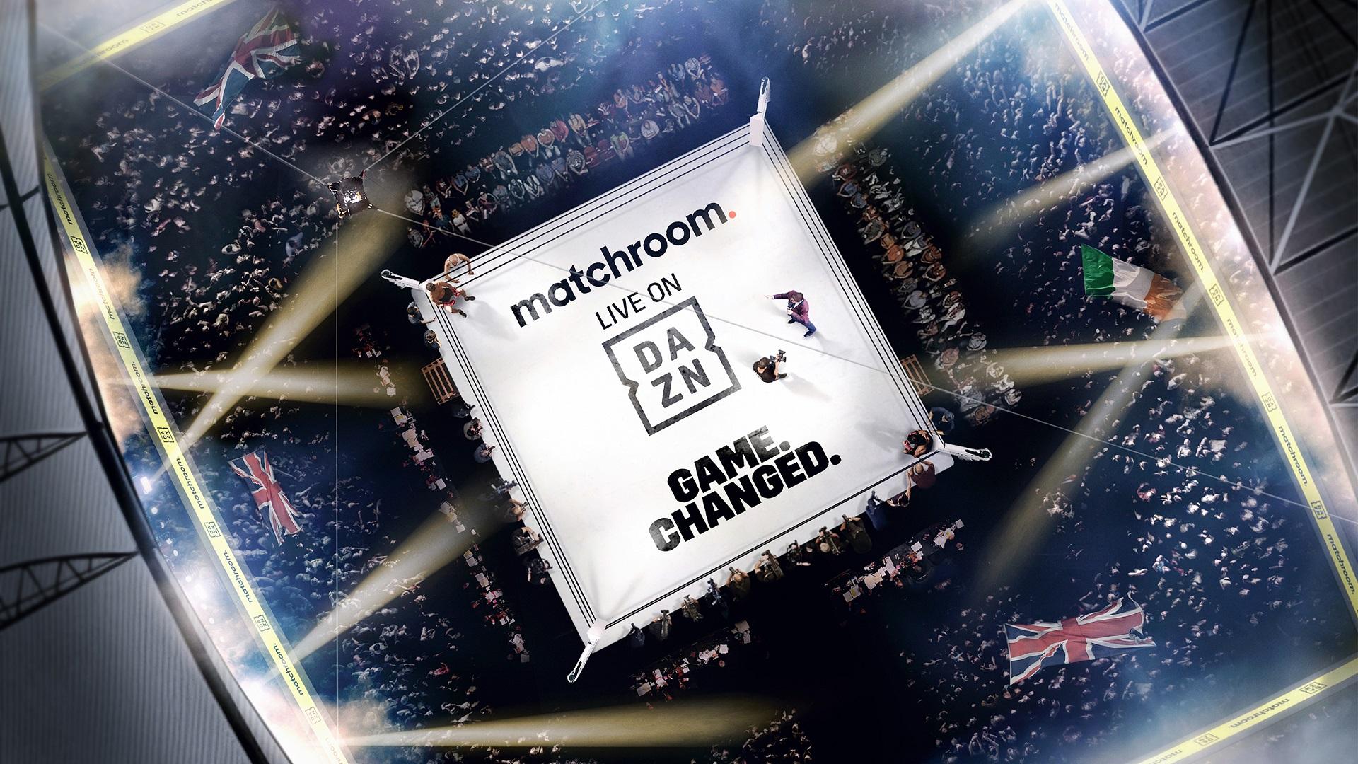DAZN Matchroom
