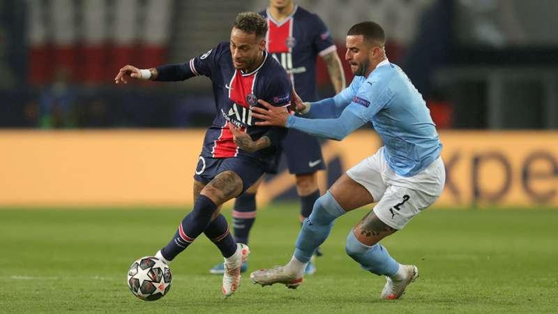 Manchester City Walker PSG Neymar Champions League Halbfinale live