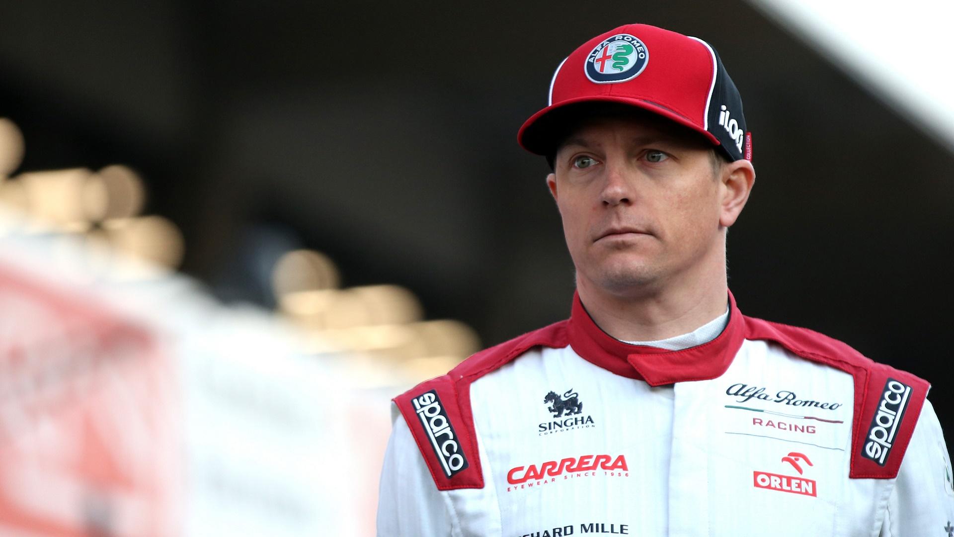 2020-06-24 Formula 1 F1 Raikkonen AlfaRomeo