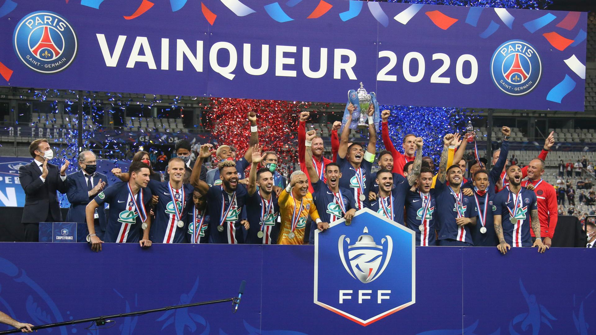 ONLY GERMANY Coupe de France finale 2020 PSG ASSE 24072020
