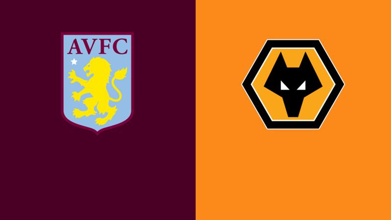Aston Villa Wolves Premier League 2021/22