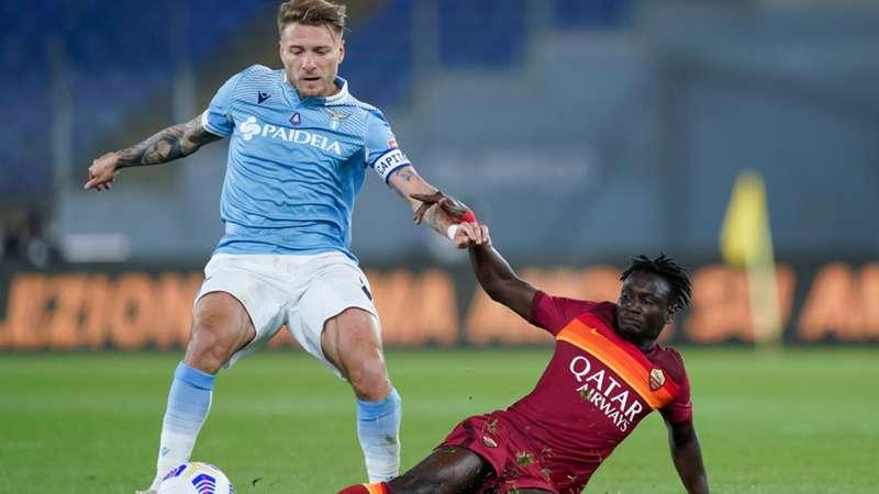 Lazio Rom AS Rom Roma Ciro Immobile Serie A