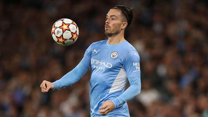Jack Grealish Manchester City 17092021