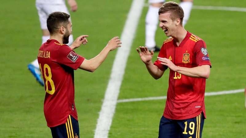 Spanien Olmo Albo Fußball-EM 2021 live