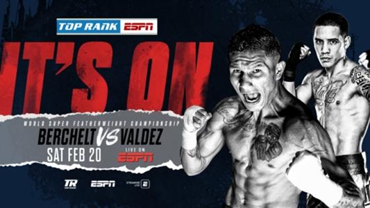 Miguel Berchelt vs. Oscar Valdez: Date, fight time, TV channel and live stream | DAZN News Global