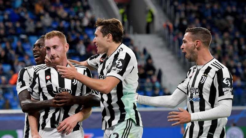 Juventus Turin Serie A 22102021