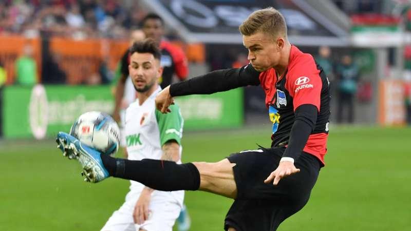 FC Augsburg Hertha BSC Hinspiel Saison 20192020
