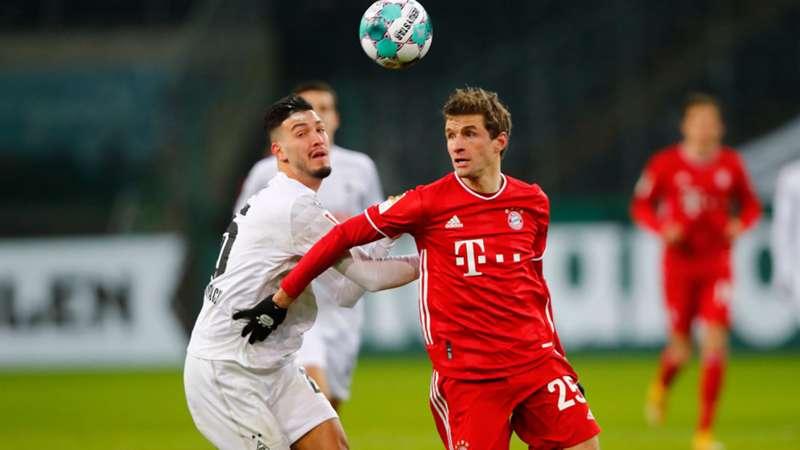 Bayern Mönchengladbach 08012021