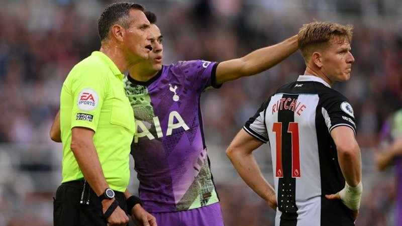 Sergio Reguilón, Newcastle vs Tottenha, Premier League 2021/2022, 17 octubre 2021