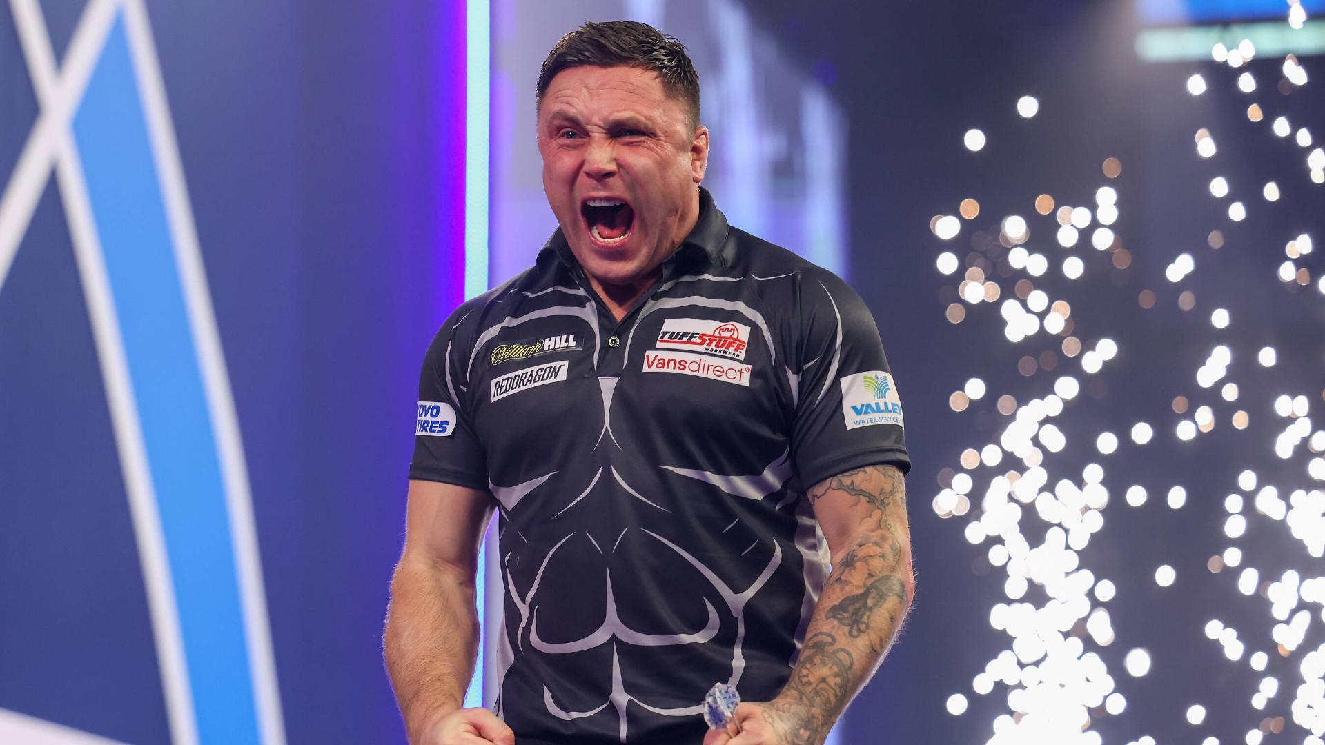 Gerwyn Price_Darts WM 2021_02012021_Pro Sports Images
