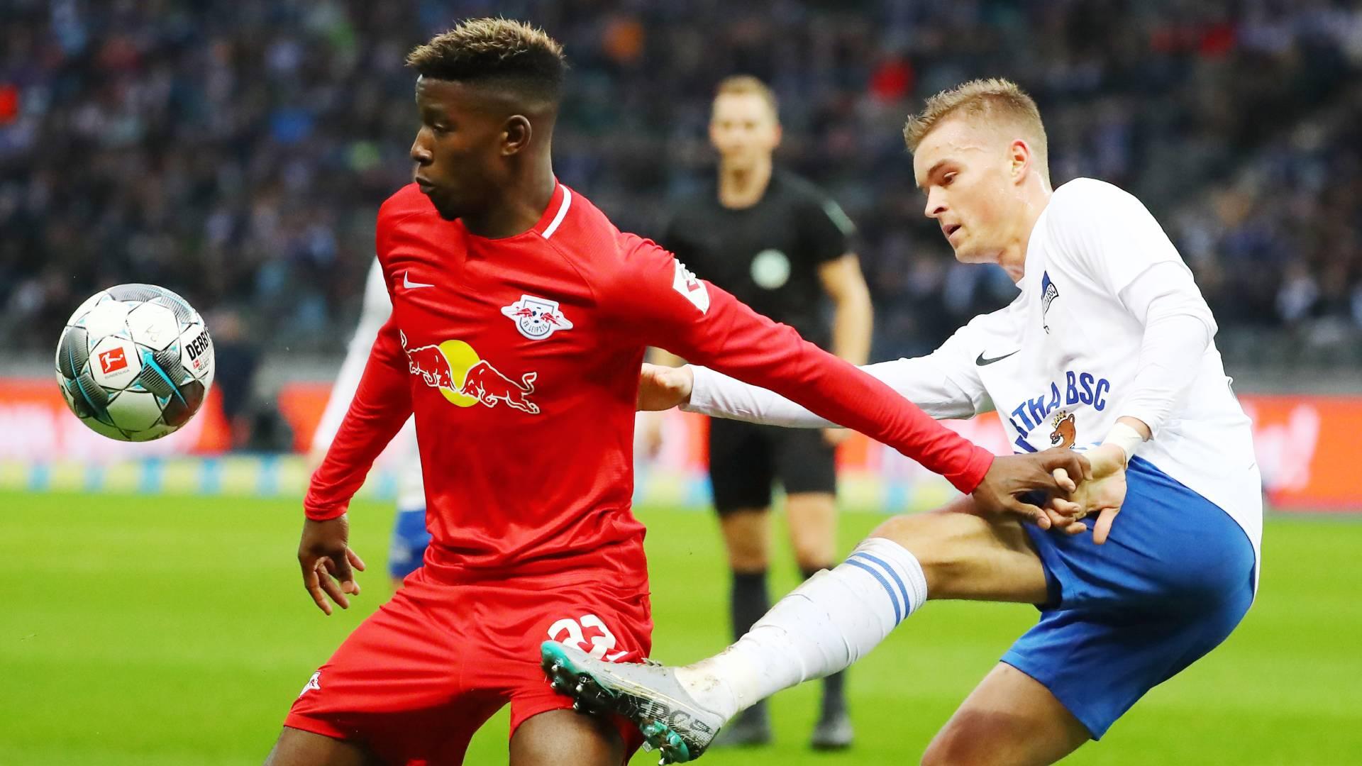Hertha Gegen Leipzig