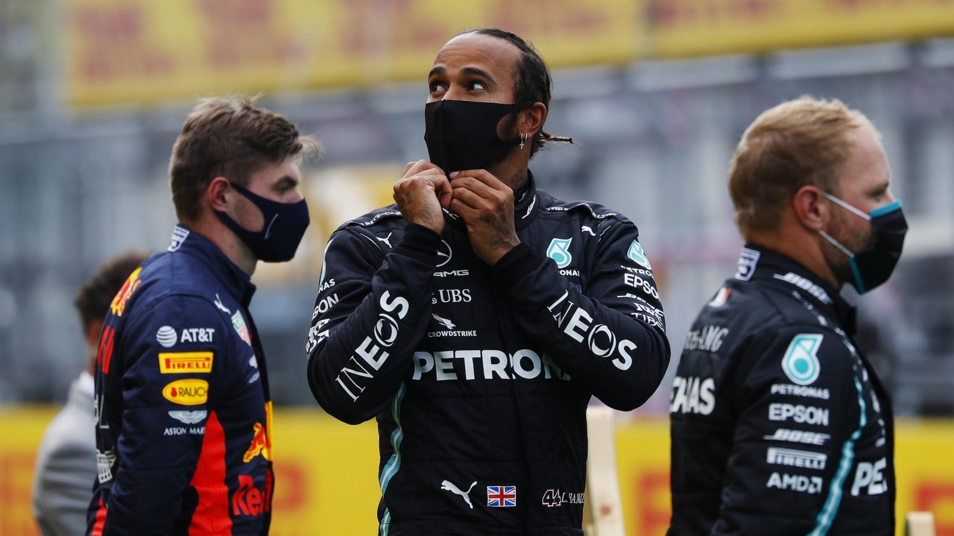 2020-07-12 Styrian F1 Formula 1 Hamilton Mercedes