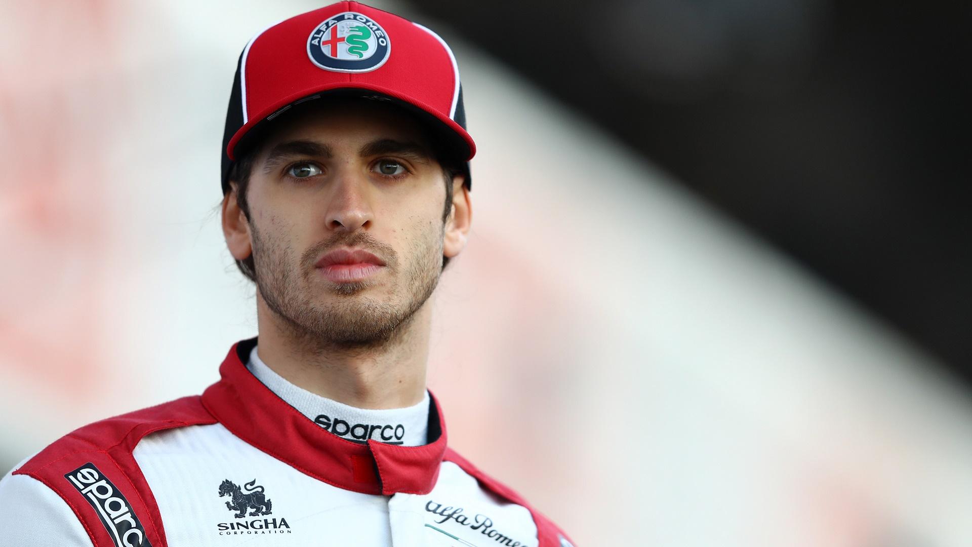 2020-06-30 Formula 1 F1 Giovinazzi AlfaRomeo