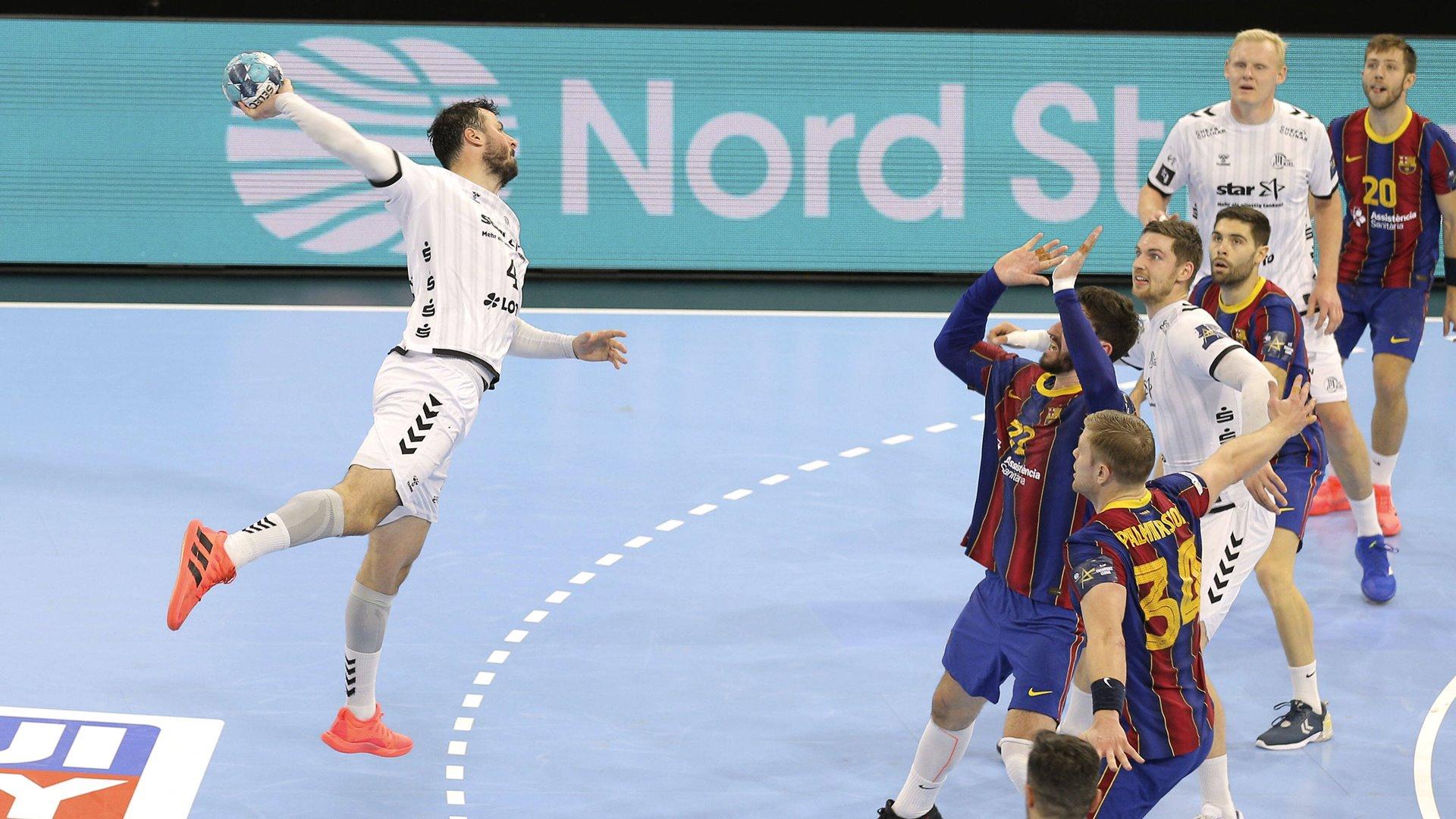 FC Barcelona, THW Kiel, Handball, Champions League