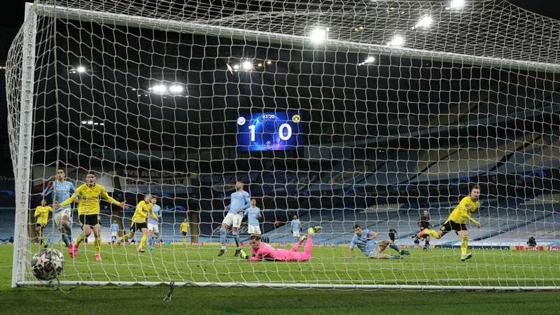 Borussia Dortmund Manchester City Viertelfinale Hinspiel 2021