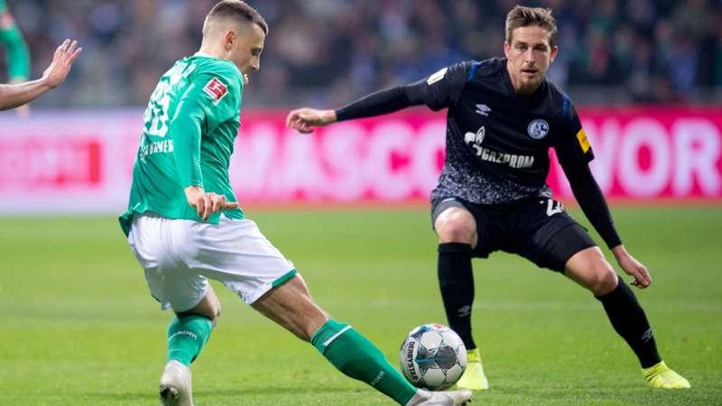 Werder Bremen Schalke 04 Hinspiel Saison 20192020