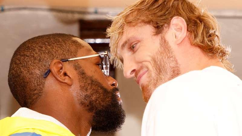 Floyd Mayweather vs. Logan Paul