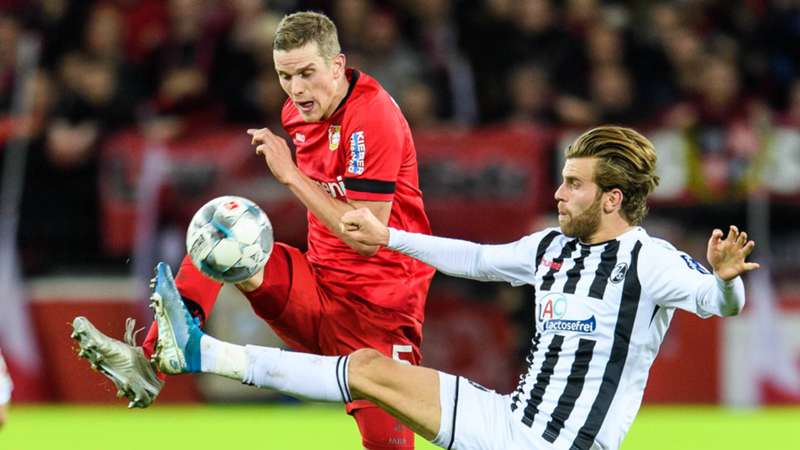 Bayer Leverkusen SC Freiburg Hinspiel Saison 20192020