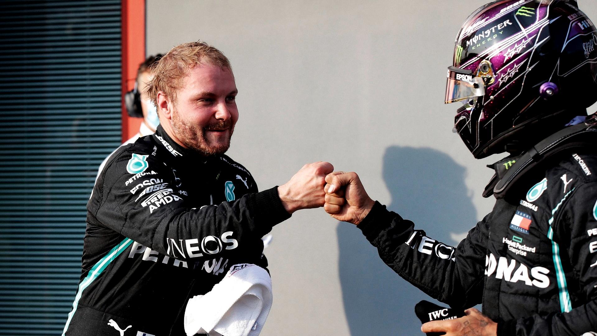 2020-10-31 F1 Formula 1 Bottas