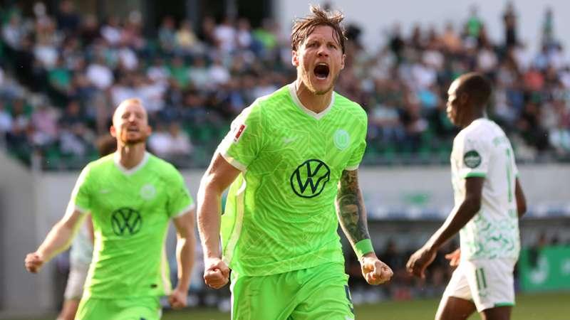 Wout Weghorst VfL Wolfsburg 11092021