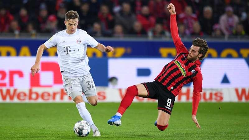 ONLY GER FC Bayern München SC Freiburg Joshua Kimmich Lucas Höler 18122019