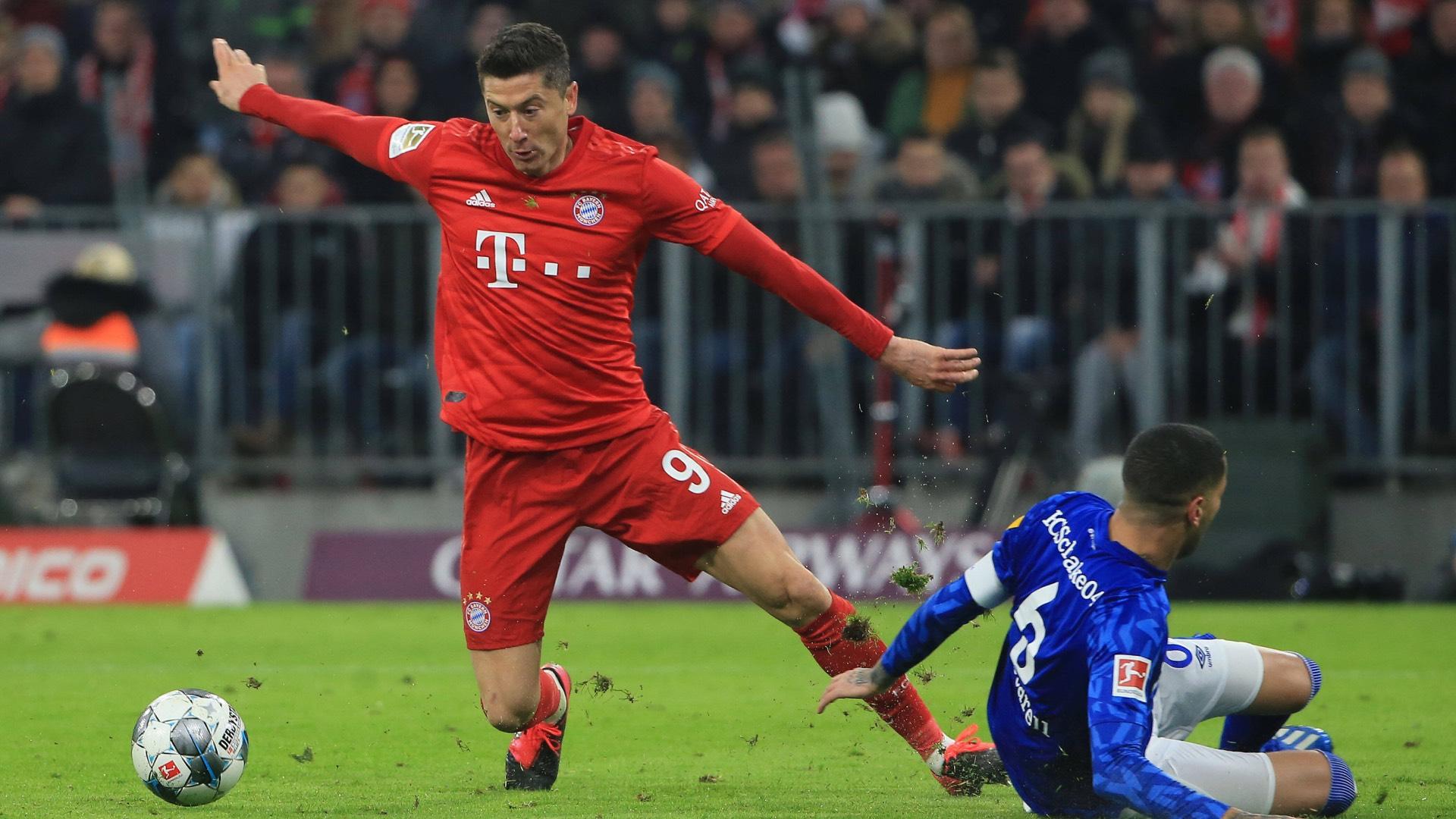 MГјnchen Schalke 2021