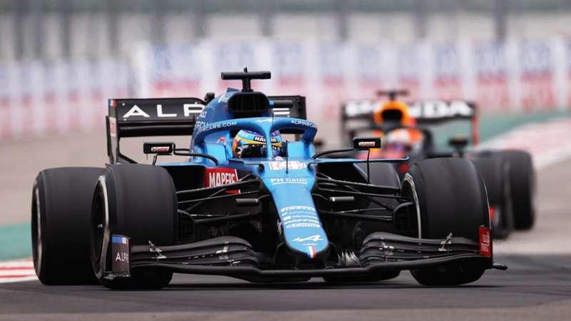 Fernando Alonso, GP Rusia, Sochi, F1 2021