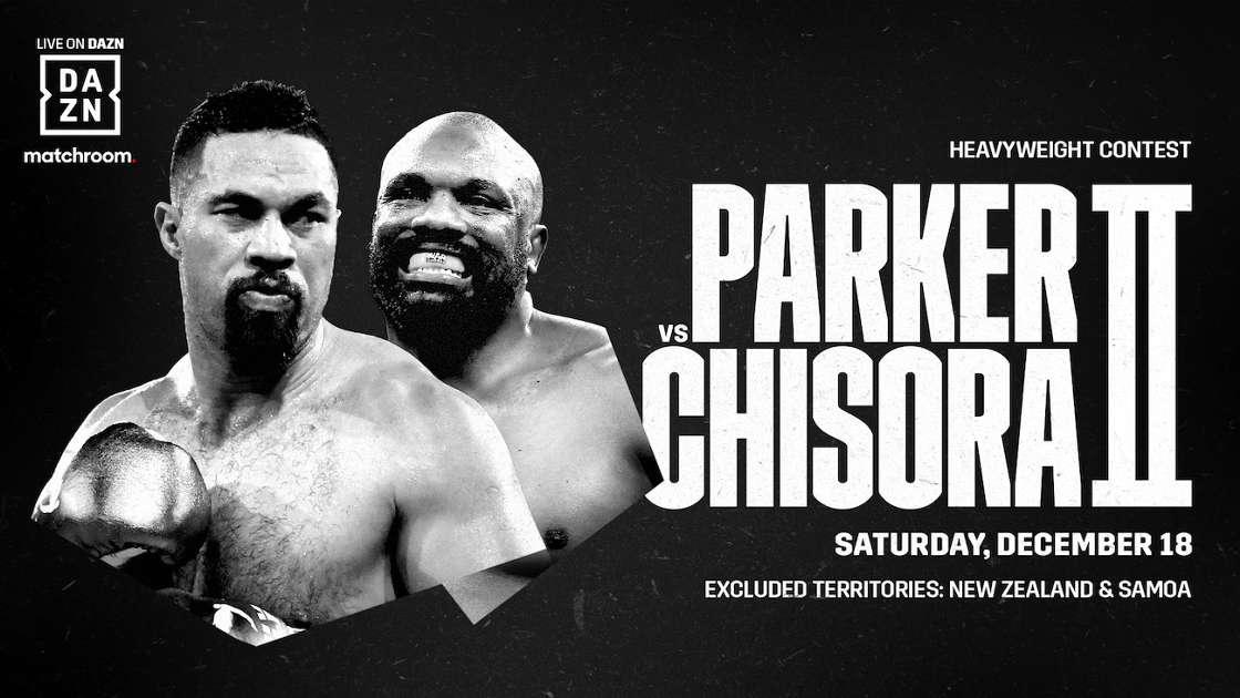 Joseph Parker vs Derek Chisora