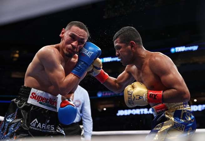 Juan Francisco Estrada vs. Roman Gonzalez