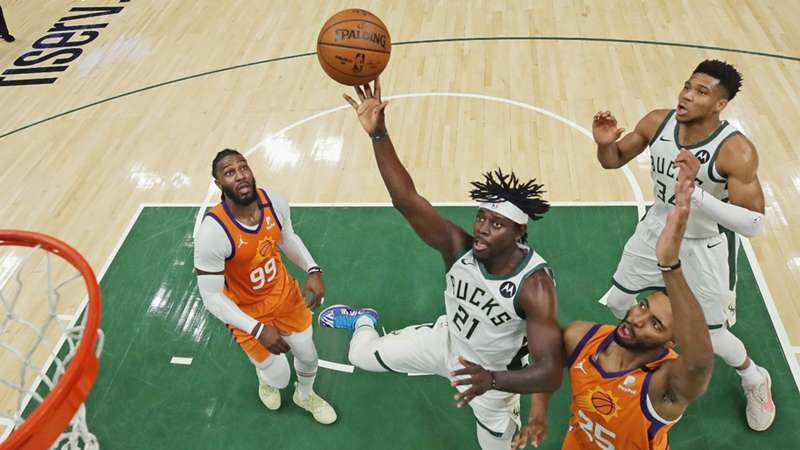 Phoenix Suns NBA 2021 07/15/2021