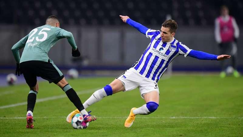 FC Schalke 04 Harit Hertha BSC Pekarik