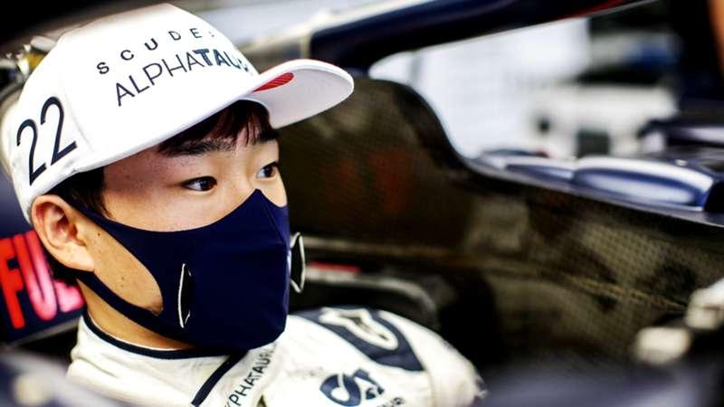 2021-04-30 Tsunoda Yuki Alphatauri F1 Formula 1