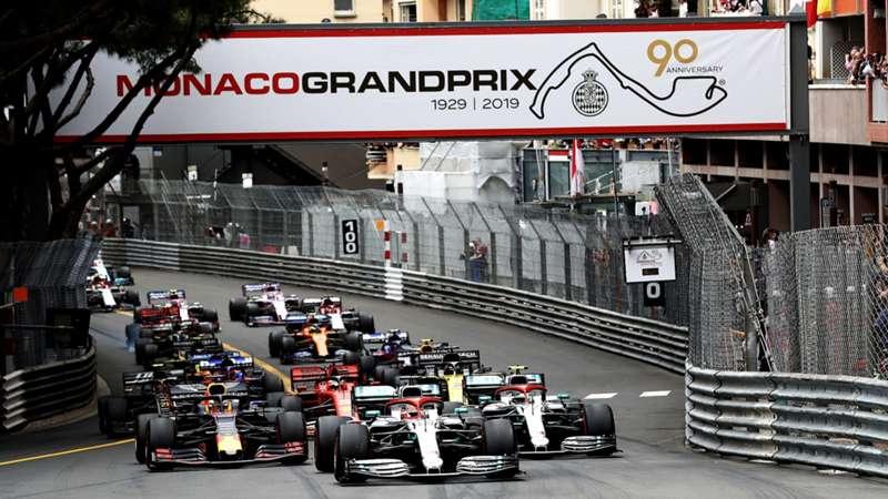 2021-05-12 2019 Monaco Circuit F1 Formula 1