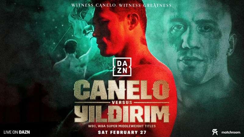 Saul 'Canelo' Alvarez vs Avni Yildiriml Boxing Streams Live Reddit