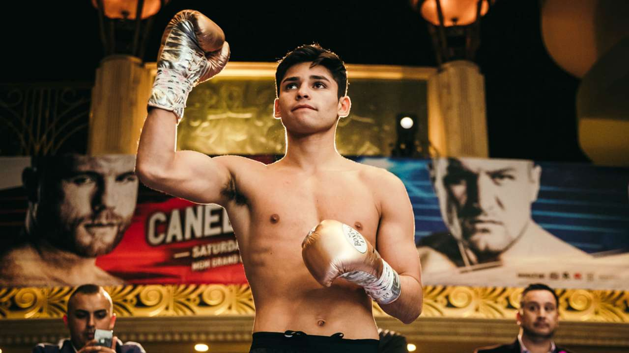 Who Is Ryan Garcia Age Record Instagram And Other Facts About The Young Boxing Star Dazn News Us