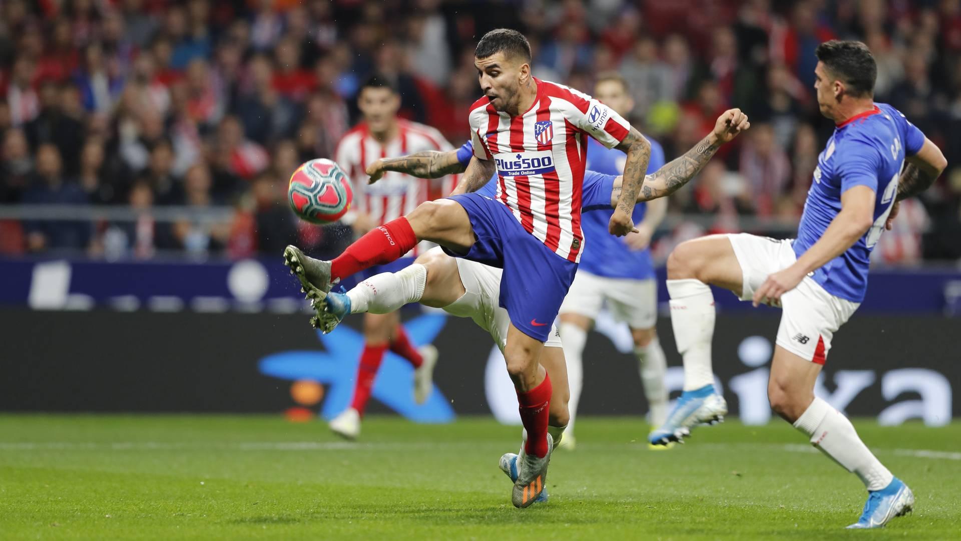 Atletico Madrid Spiel Heute