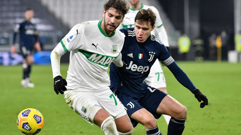 ONLY GERMANY Juventus Sassuolo Chiesa 10012021