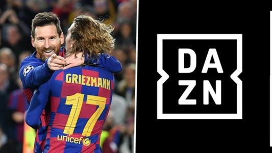 Dazn Fussball